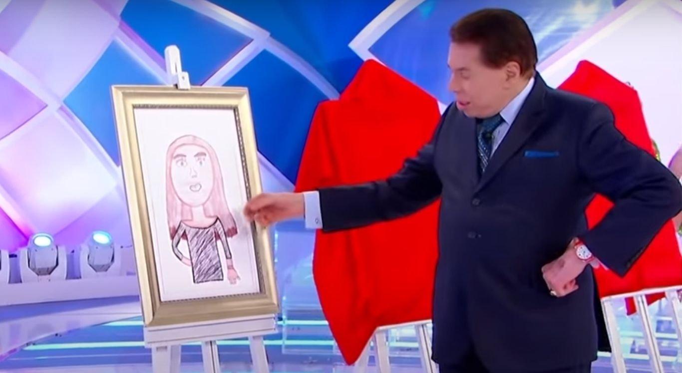 Se você tem até 10 anos de idade e gosta de desenhar, mande o desenho do seu artista preferido para o Programa Silvio Santos e concorra a prêmios em dinheiro
