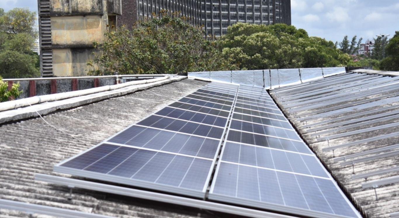 Nesta primeira etapa, serão instalados três equipamentos no Campus Recife, totalizando 554 kW