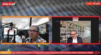 Antonio Lavareda fala sobre a reta final das eleições para Prefeitura do Recife
