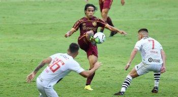 Sport perdeu para o Vasco, dentro de casa, na última rodada do Brasileirão.