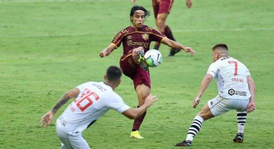 Sport precisa vencer Atlético-GO para aumentar de novo distância em relação ao Z-4 da Série A