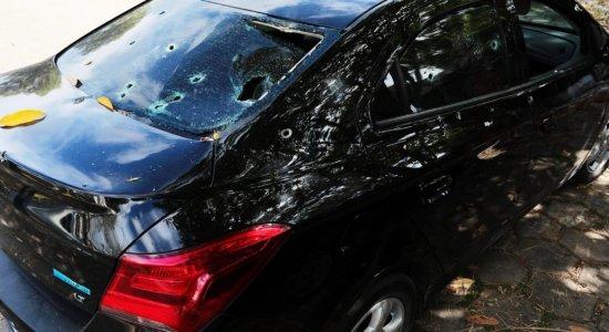 Homem e criança de 7 anos sofrem tentativa de homicídio em assalto na Várzea, no Recife