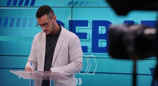 O jornalista Leandro Oliveira mediará o debate