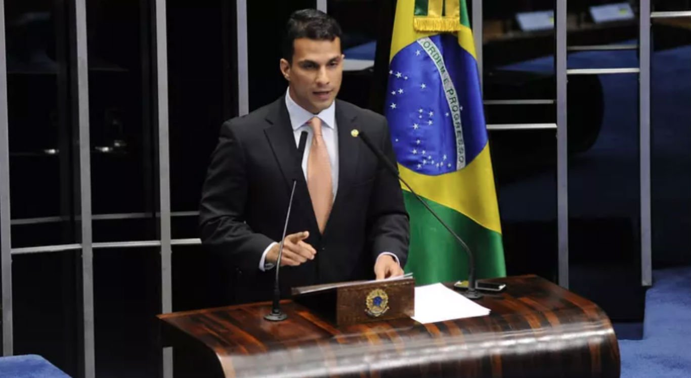 Senador Irajá Silvestre Filho (PSD-TO)