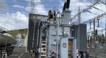 Normalização ocorreu após funcionamento do segundo transformador