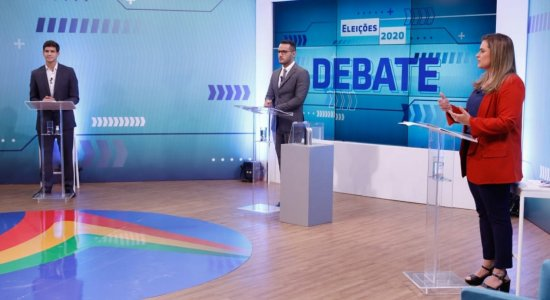 Debate promovido pela TV Jornal foi realizado nesta terça-feira (24)