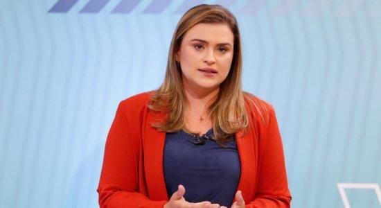 Marília Arraes avalia participação em debate na TV Jornal: ''escrever um novo capítulo na história''
