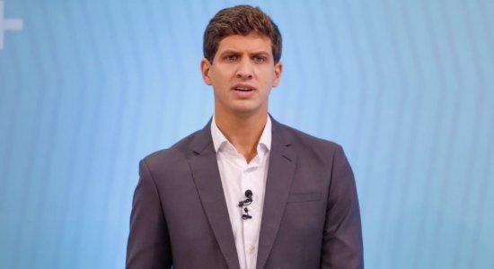 João Campos sobre debate na TV Jornal: ''Apresentei as fragilidades da candidatura adversária''