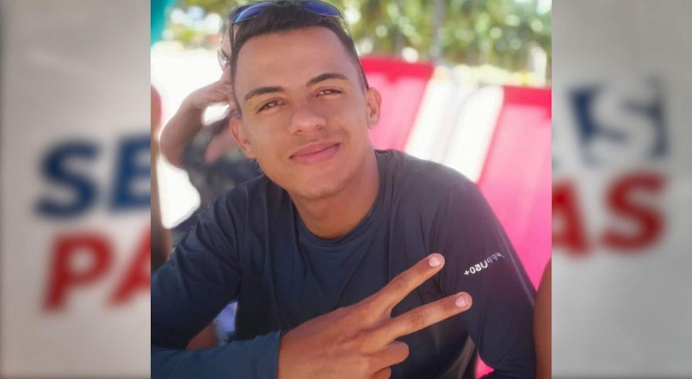 Pedro Henrique de Araújo, 22 anos, foi baleado e não resistiu