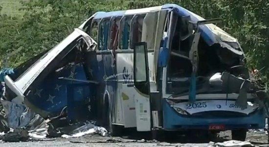 Seis vítimas de grave acidente no interior de São Paulo permanecem internadas