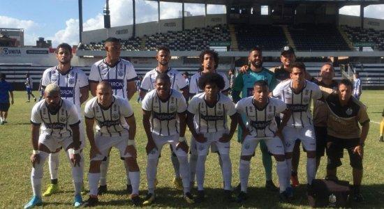 Patativa terminou na quinta posição do grupo A4