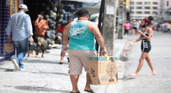 Saiba o que os consumidores estão achando da Black Friday no Recife