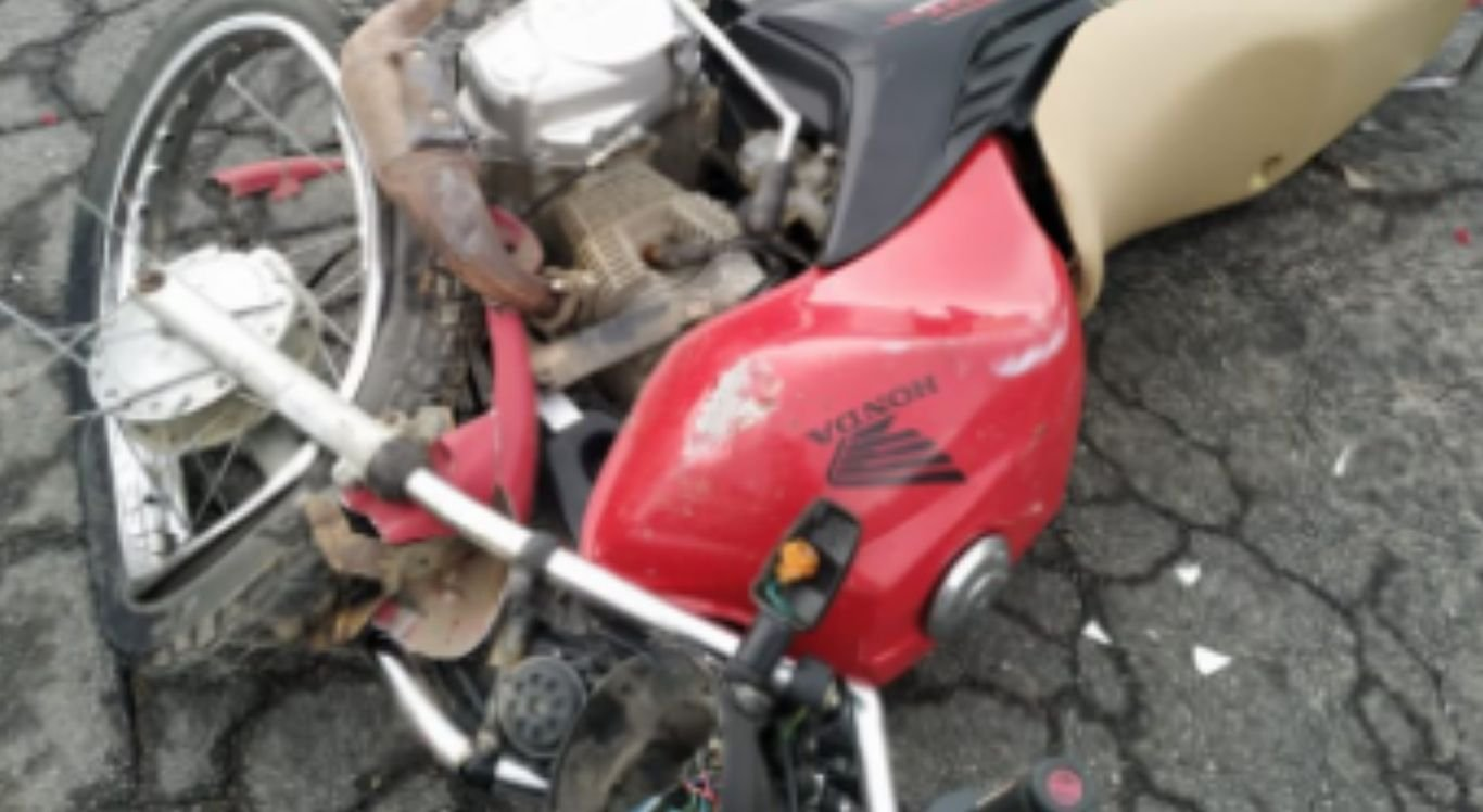 Vítimas estavam em motocicletas