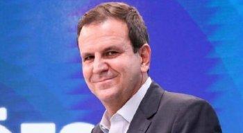 Eduardo Paes foi eleito prefeito do Rio de Janeiro