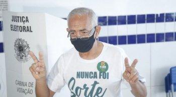 Yves Ribeiro já havia governado Paulista no intervalo de 2005 a 2012
