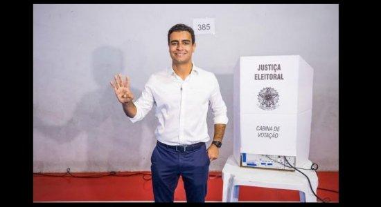 JHC é eleito prefeito de Maceió com 58,65% dos votos válidos