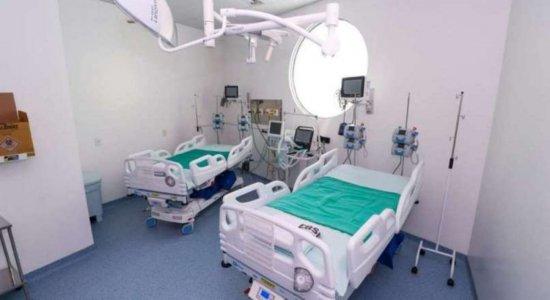 Hospital de referência contra a covid-19 está com 96% dos leitos de UTI ocupados em Caruaru