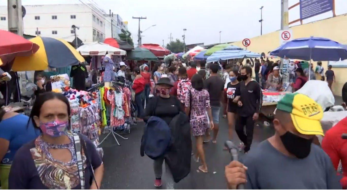 Feira da Sulanca foi movimentada no último domingo (29)