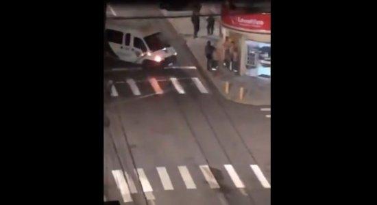 Delgado sobre assalto a banco em Criciúma: ''O maior roubo no estado de Santa Catarina