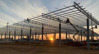 Loja da Ferreira Costa está em construção em Caruaru