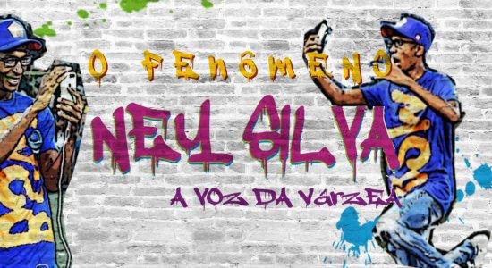Conheça a história de Ney Silva, recifense admirado por Neymar, Falcão, Bebeto, David Luiz e outros craques