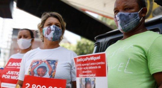 Caso Miguel: Justiça vai marcar nova data para interrogatório de Sarí Corte Real