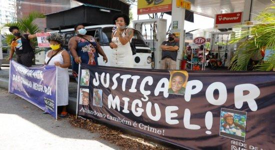 Caso Miguel Audiência