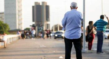 Polícia deflagra operação para prender suspeitos de violência contra idosos