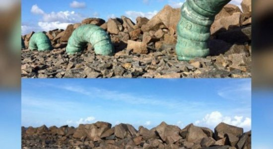 Parque das Esculturas tem obras furtadas; Instituto Oficina Francisco Brenannd pede providências do poder público