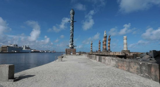 Parque das Esculturas tem mais de 80% das obras de Francisco Brennand furtadas