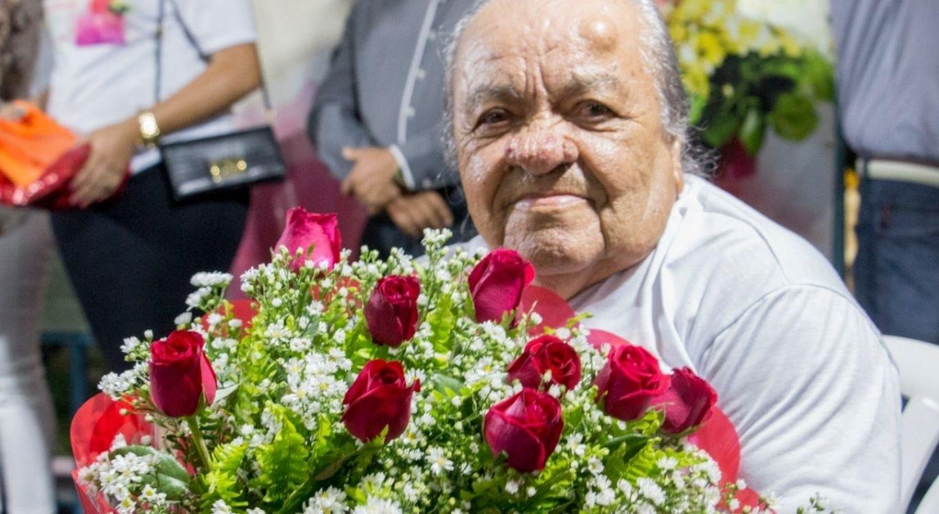 Atualmente com 93 anos, Dona Menininha é um dos orgulhos dos agrestinenses