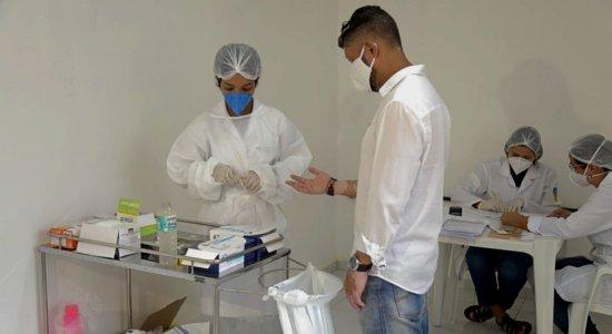 Como ter acesso aos shows em Pernambuco? Necessário tomar duas doses da vacina? Testar negativo para a covid-19?