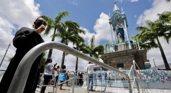Nossa Senhora da Conceição: Fiéis antecipam visitas ao Morro
