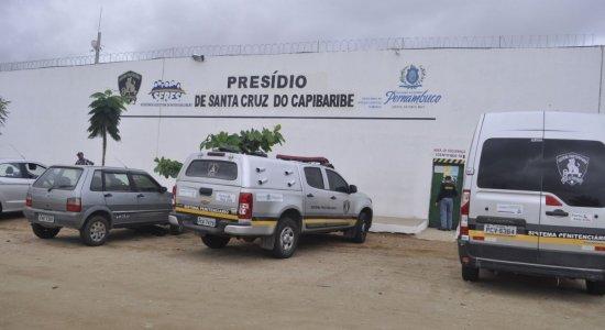 Presídio de Santa Cruz do Capibaribe instala scanner corporal na entrada; agentes usarão equipamento