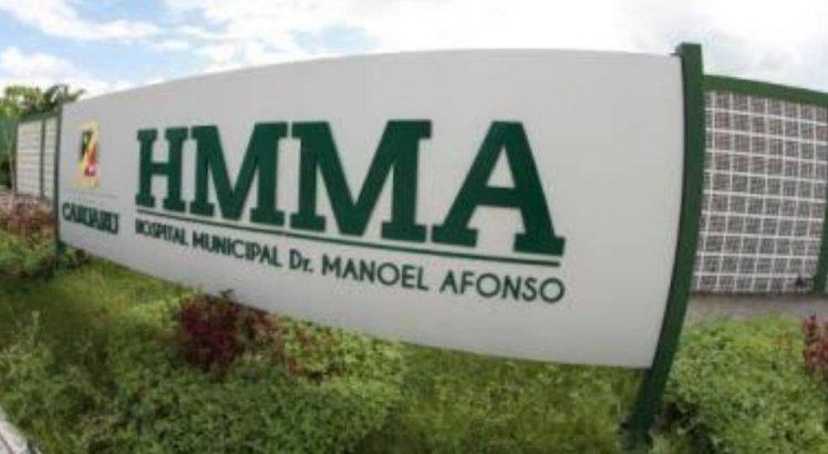 Covid-19: Hospital Manoel Afonso tem menor taxa de ocupação de leitos de UTI desde o começo da pandemia