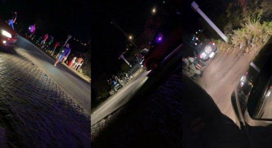 Caso aconteceu em um trecho da BR-424, em Garanhuns