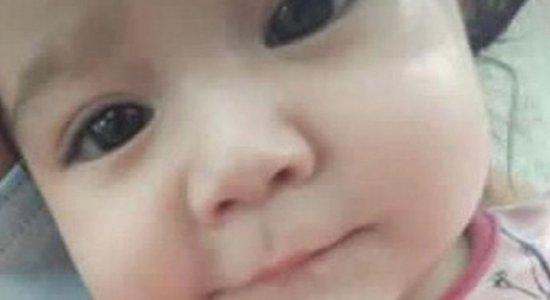 Criança não resistiu cerca de dois dias após ser internada