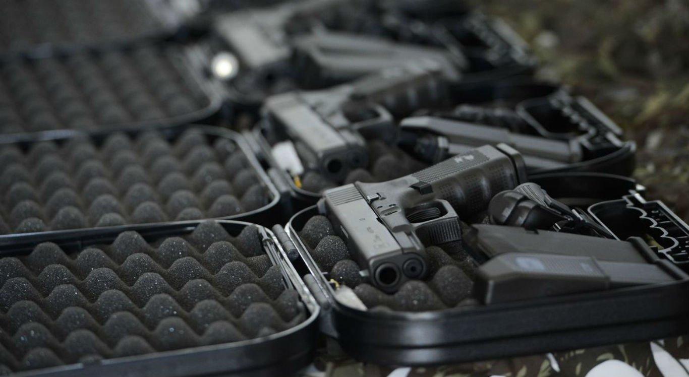 Revólveres e pistolas (foto) terão alíquota zerada