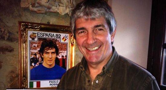Morre Paolo Rossi, atacante que eliminou o Brasil na Copa de 82
