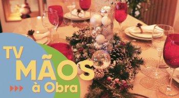 Dicas ensinam a preparar uma linda decoração natalina