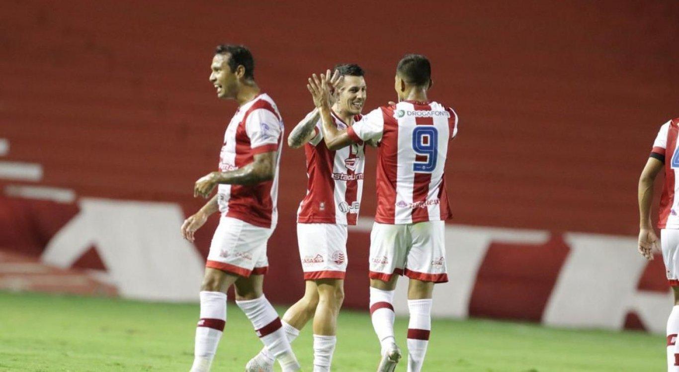 Náutico venceu o Brasil de Pelotas por 1 a 0 na Série B