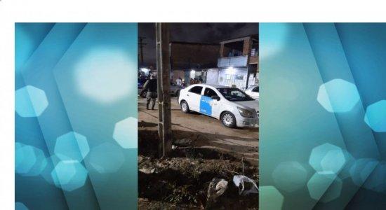 Passageiro é suspeito de matar taxista durante corrida na Zona Oeste do Recife