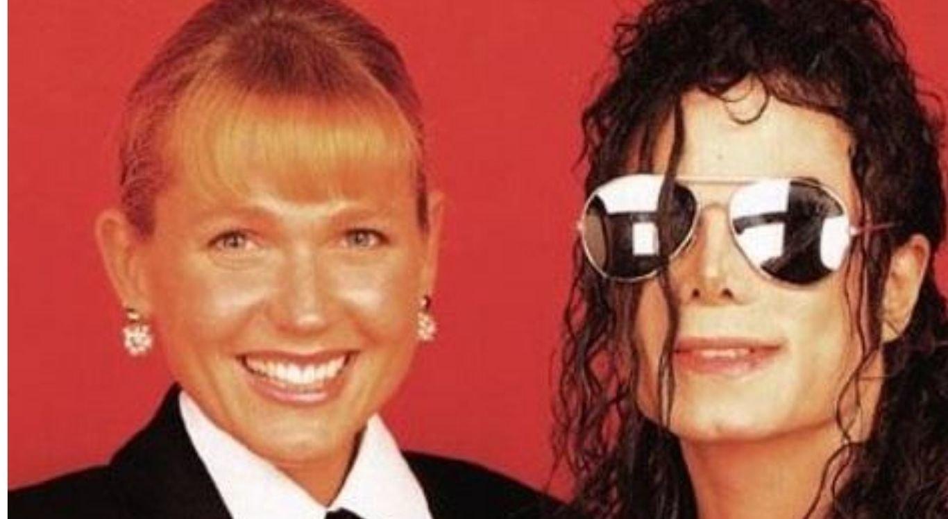 A apresentadora comentou que Jackson demonstrou saber bastante sobre a vida dela