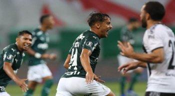 Jogando no Allianz Parque, Verdão derrotou equipe paraguaia por 3 a 0