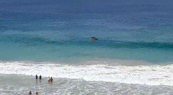 No local do afogamento, a equipe do Samu constatou que o homem havia sofrido uma parada cardiorrespiratória.