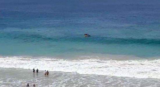 Turista natural do Recife morre afogado em Fernando de Noronha; veja vídeos
