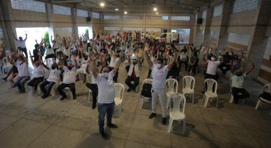 Greve de ônibus: Sindicato dos Rodoviários de Pernambuco diz que categoria não teve outra alternativa