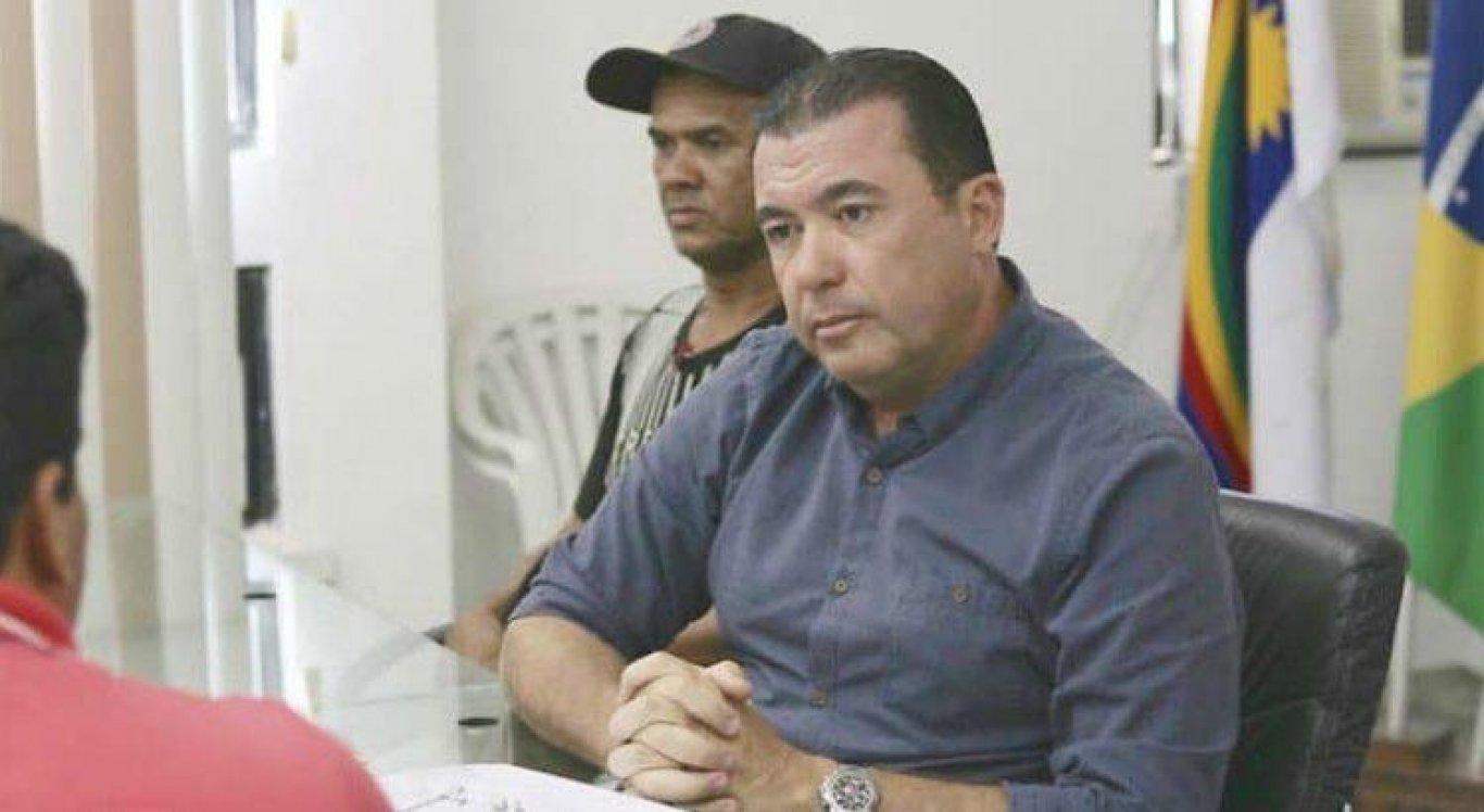 Prefeito de Palmares é um dos alvos da operação Fim de Jogo