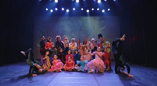 Natal Pra Sempre: Espetáculo é gravado no Teatro do Parque e será exibido na TV Jornal