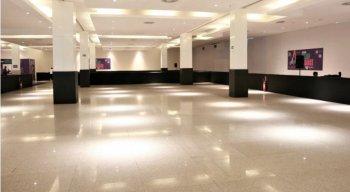 A Arena Roller Dance tem como capacidade máxima 50 pessoas por vez, segundo o protocolo